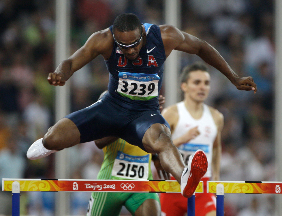 USATF suspends two time Olympic champion Angelo Taylor Orange 978x751