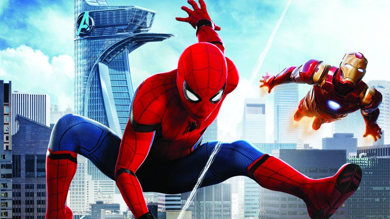 52 Shocker Spider Man Homecoming Wallpaper On Wallpapersafari