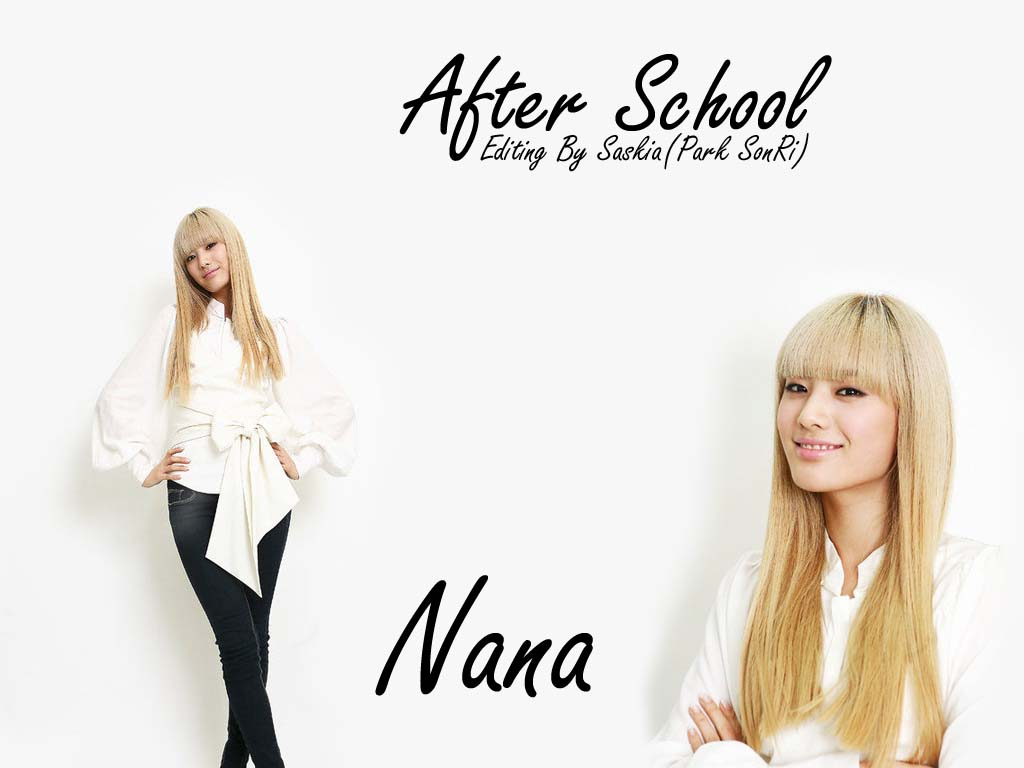 Nana   Nana After School Wallpaper 26663297 1024x768