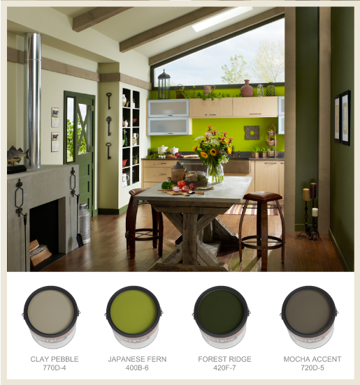 Farmhouse Design Decor Of A New Hampshire   Home and Garden Wallpaper 515x552