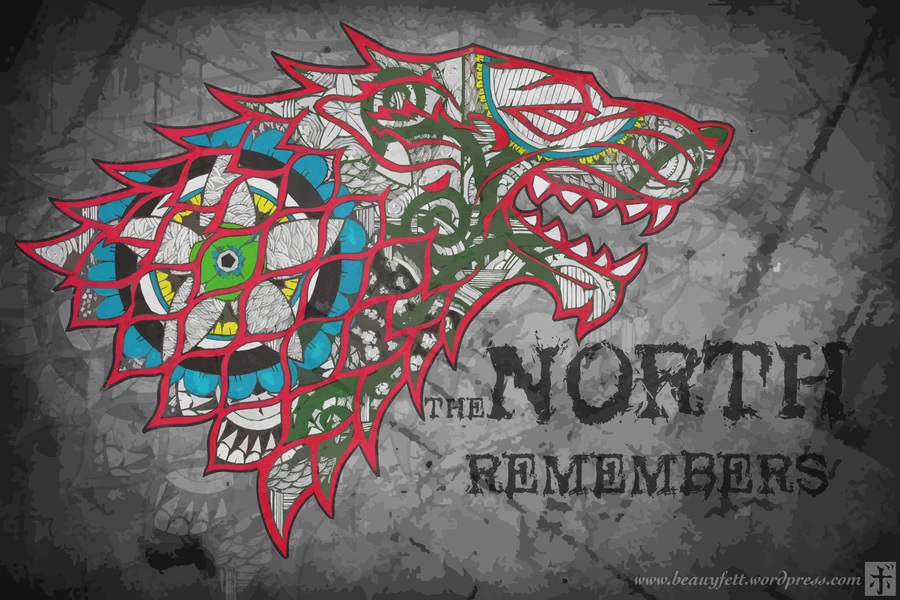 Of Thrones Wallpaper The North Remembers Game of thrones   the north 900x600
