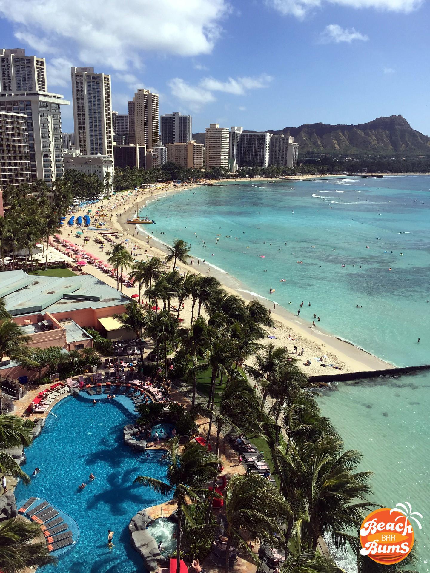 61 Waikiki Beach Wallpapers on WallpaperPlay 1440x1920