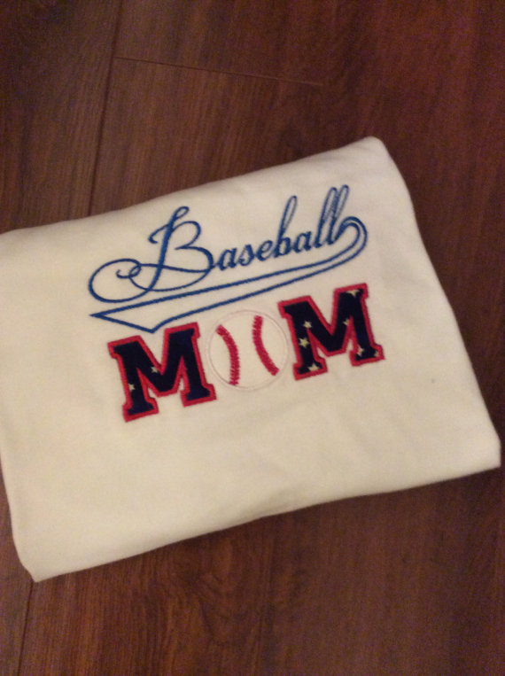 Baseball Mom Applique Shirt PC Android iPhone and iPad Wallpapers 570x763