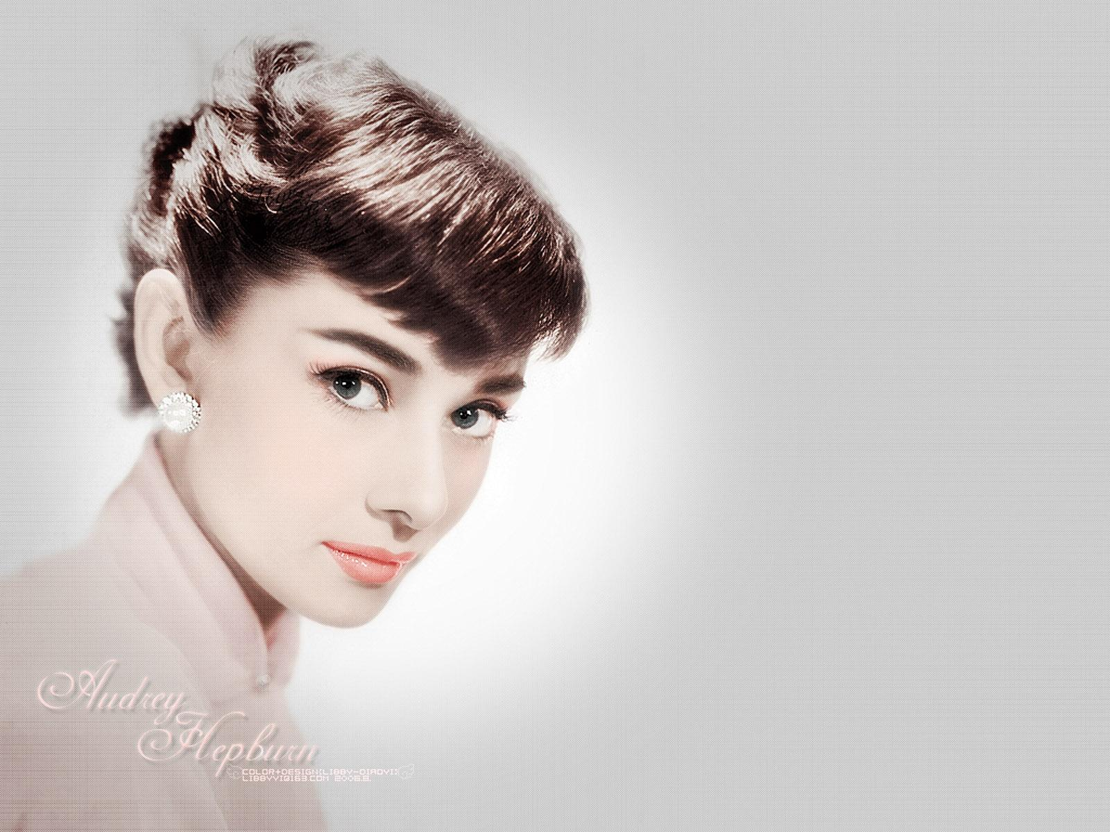 Audrey hepburn wallpaper 1600x1200