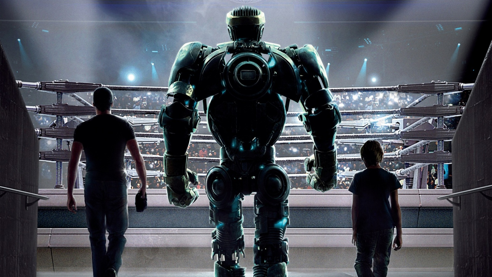 Real Steel Movie Wallpapers HD Wallpapers 1600x900