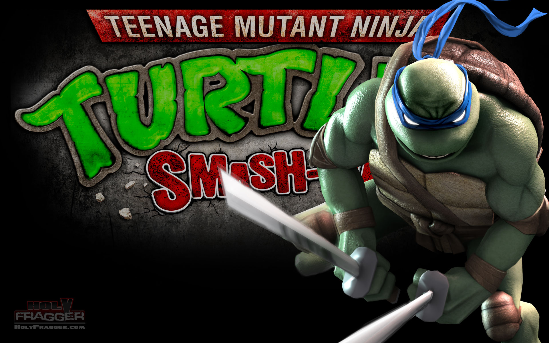 Teenage Mutant Ninja Turtles Smash Up wallpaper 55601 1920x1200