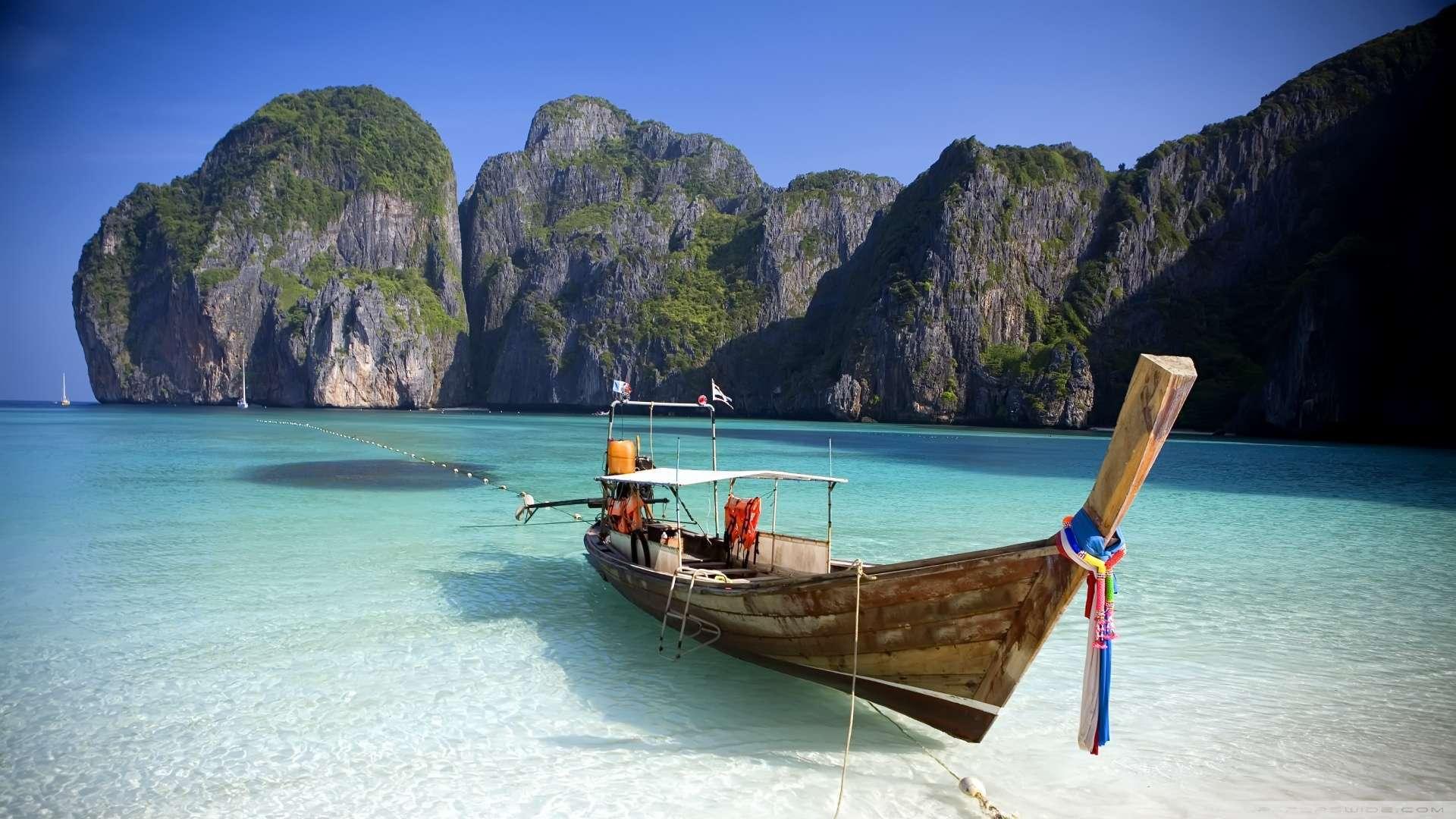 Download now Thailand Beach Wallpaper 1080p HD Read description info 1920x1080