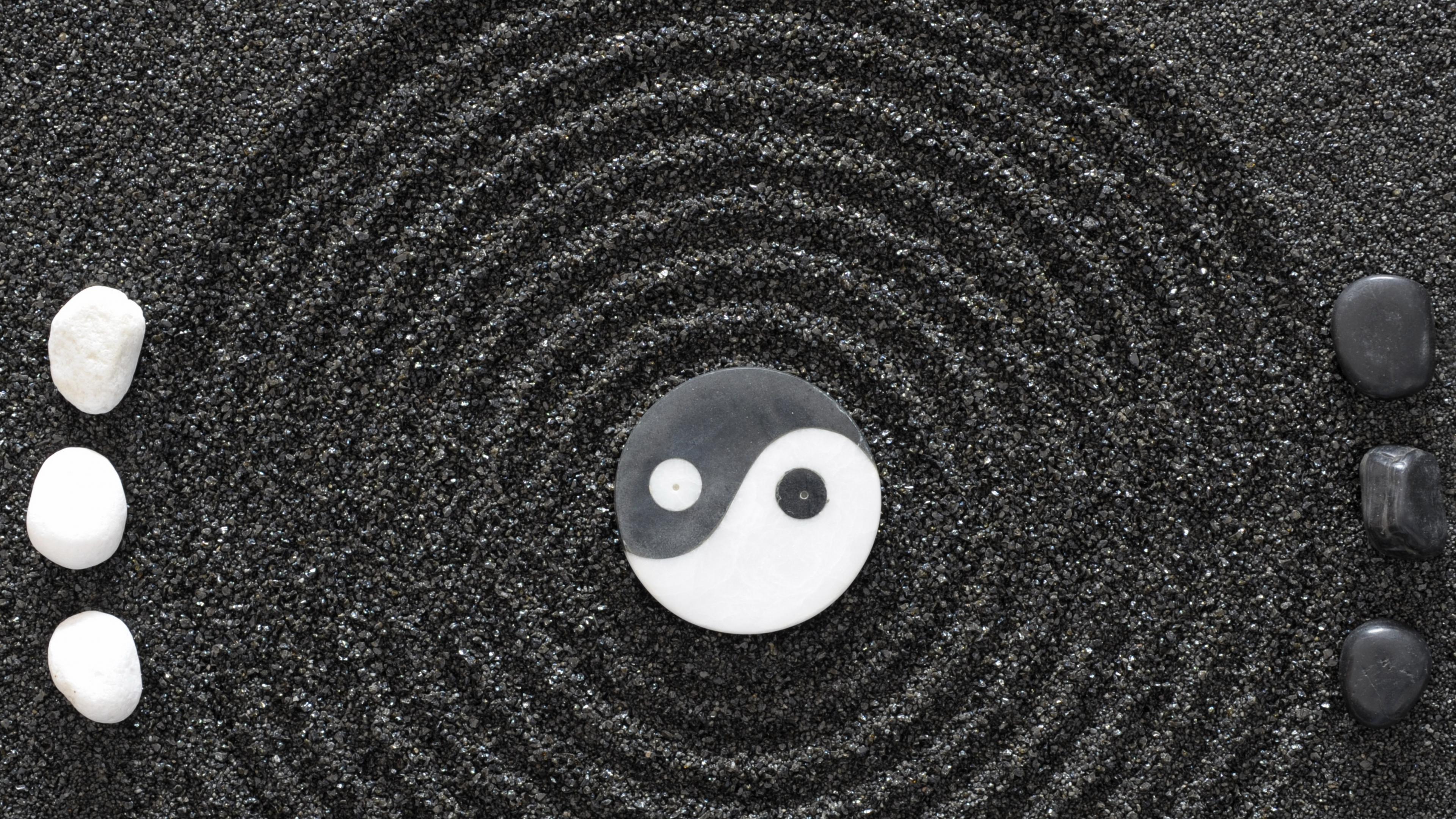 Yin Yang Wallpaper 1920x1200 - WallpaperSafari