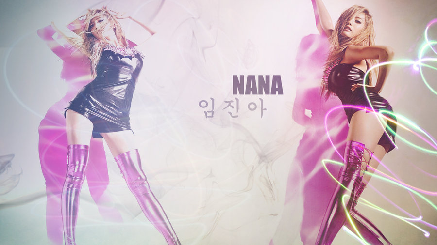 NANA   After School Red by linku 11 900x506