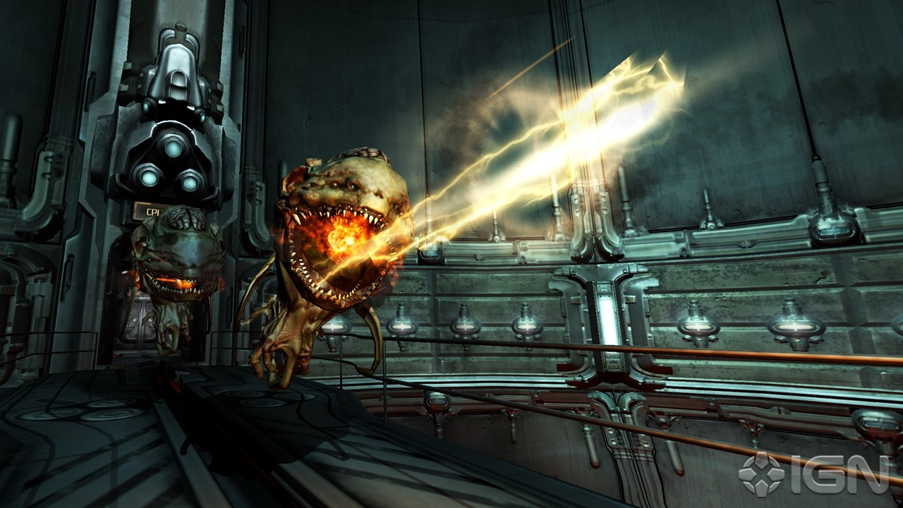 Doom 3 BFG Edition Screenshots Pictures Wallpapers   Xbox 360   IGN 1280x720