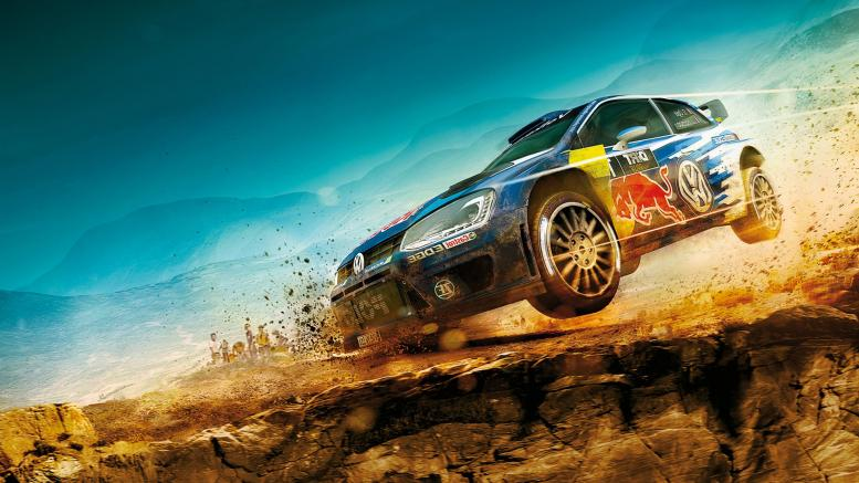 Wallpaper Dirt Rally   Jeux JVL 777x437