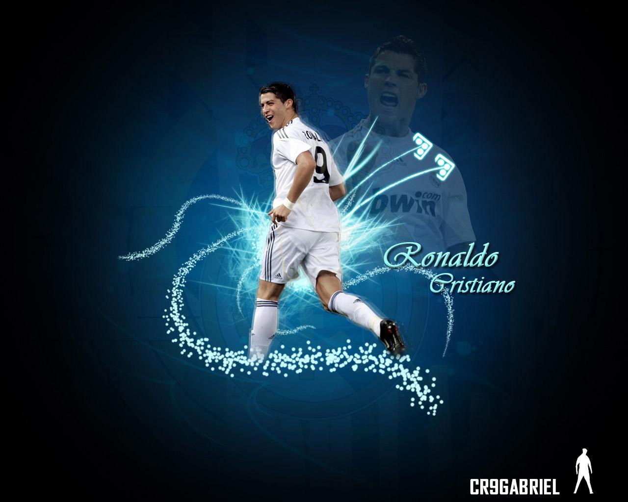 Cristiano Ronaldo Wallpaper   Cristiano Ronaldo World Fansite 1280x1024