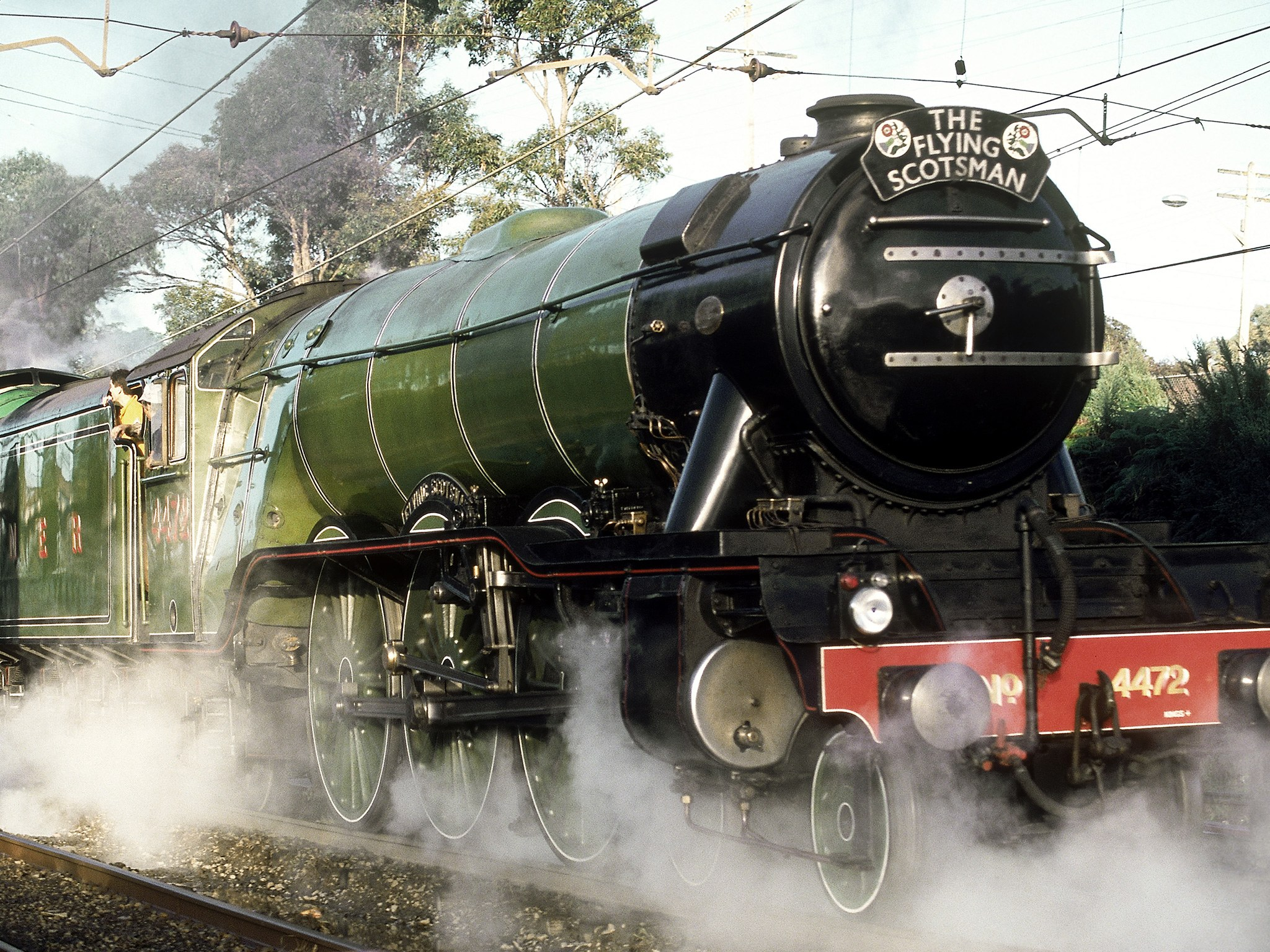The Flying Scotsman Is Back on Track After a 53 Year Retirement 2048x1536