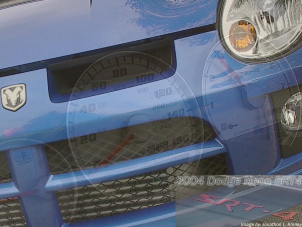 Dodge Neon SRT4 Background by uscs87 1024x768