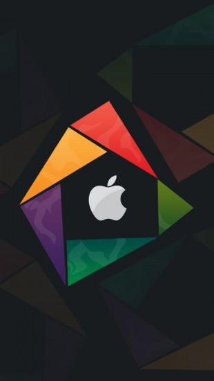 Original iphone wallpaper wallpapersafari - Original apple logo wallpaper ...
