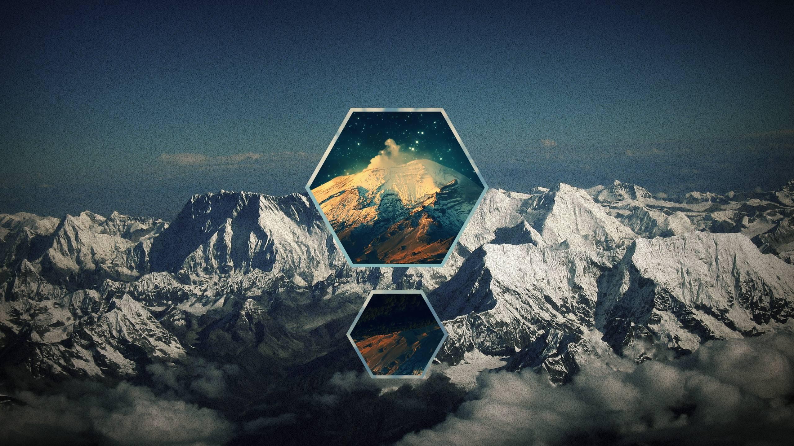 Free Download Mountain Geometry 2560x1440 Iimgurcom 2560x1440