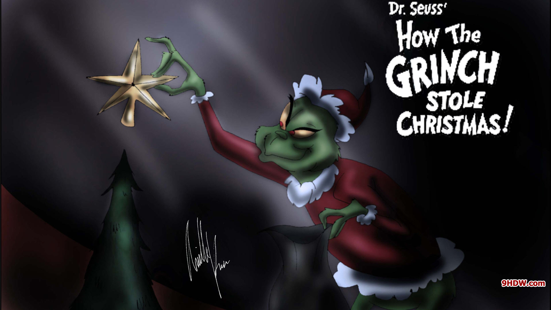How The Grinch Stole Christmas Wallpaper HD 1920x1080 2112 1920x1080