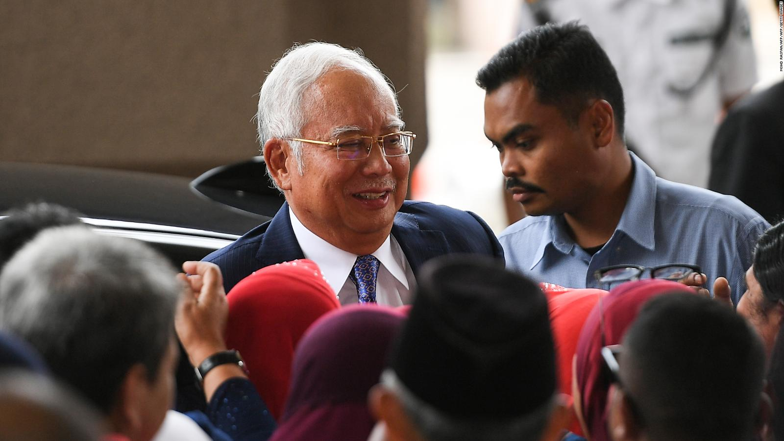 Disgraced former Malaysian leader appears in court as 1MDB 1600x900