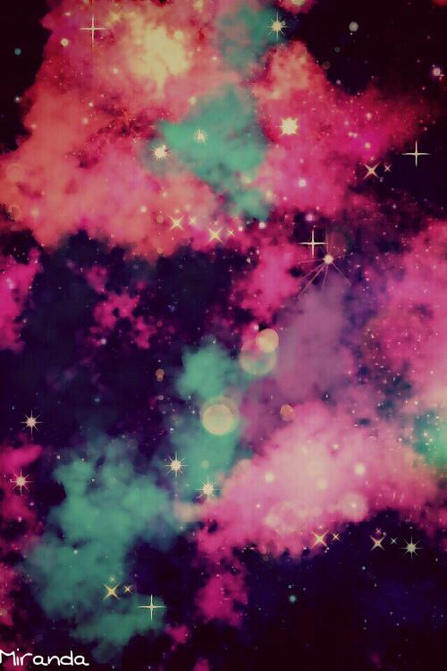 48 Pink Galaxy Wallpaper On Wallpapersafari