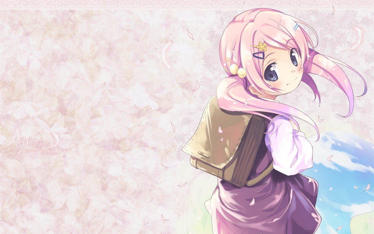 Beautiful Anime Wallpaper   Anime Wallpapers   V3 Wallpaper Site 1440x900