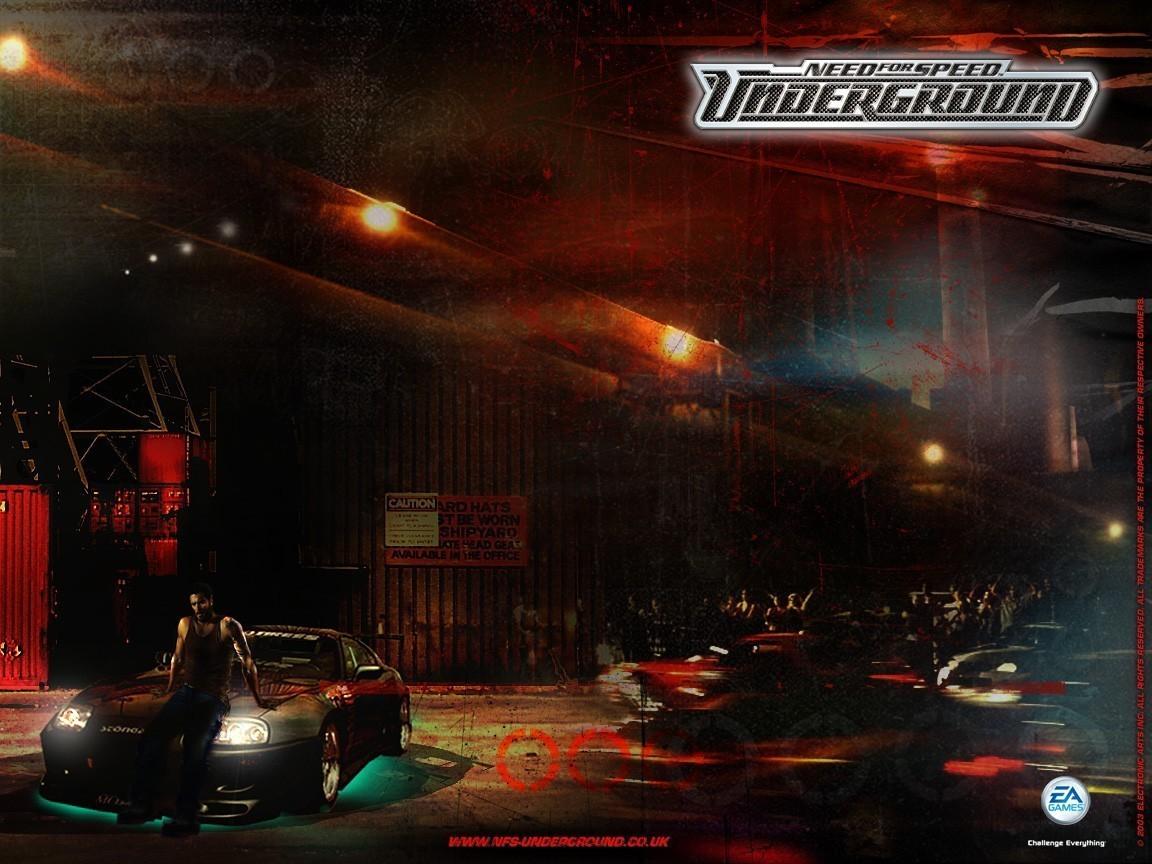 Car Shop   Need for Speed Underground Wallpaper Car Shop Wallpaper 1152x864