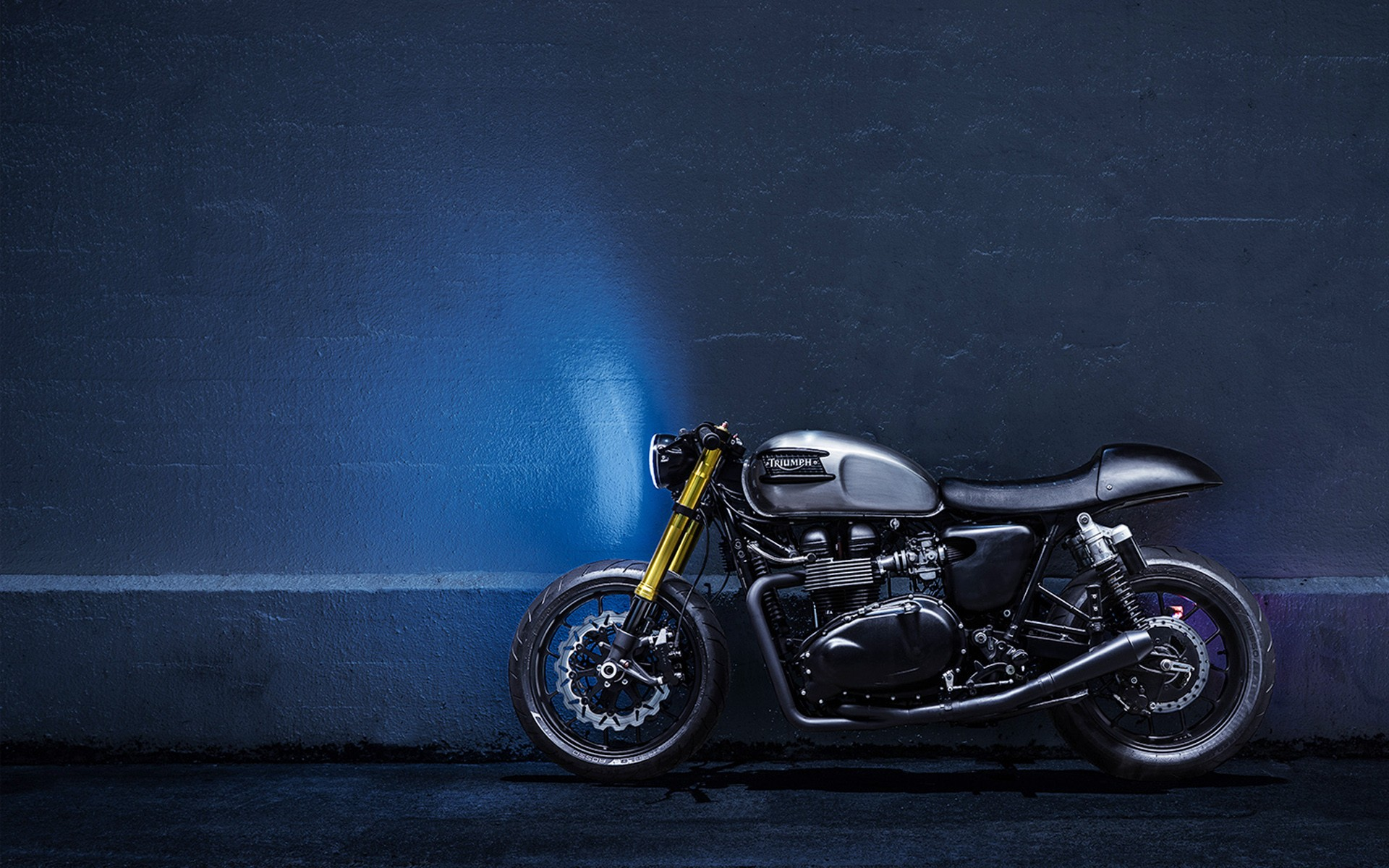 Triumph Bonneville Wallpaper