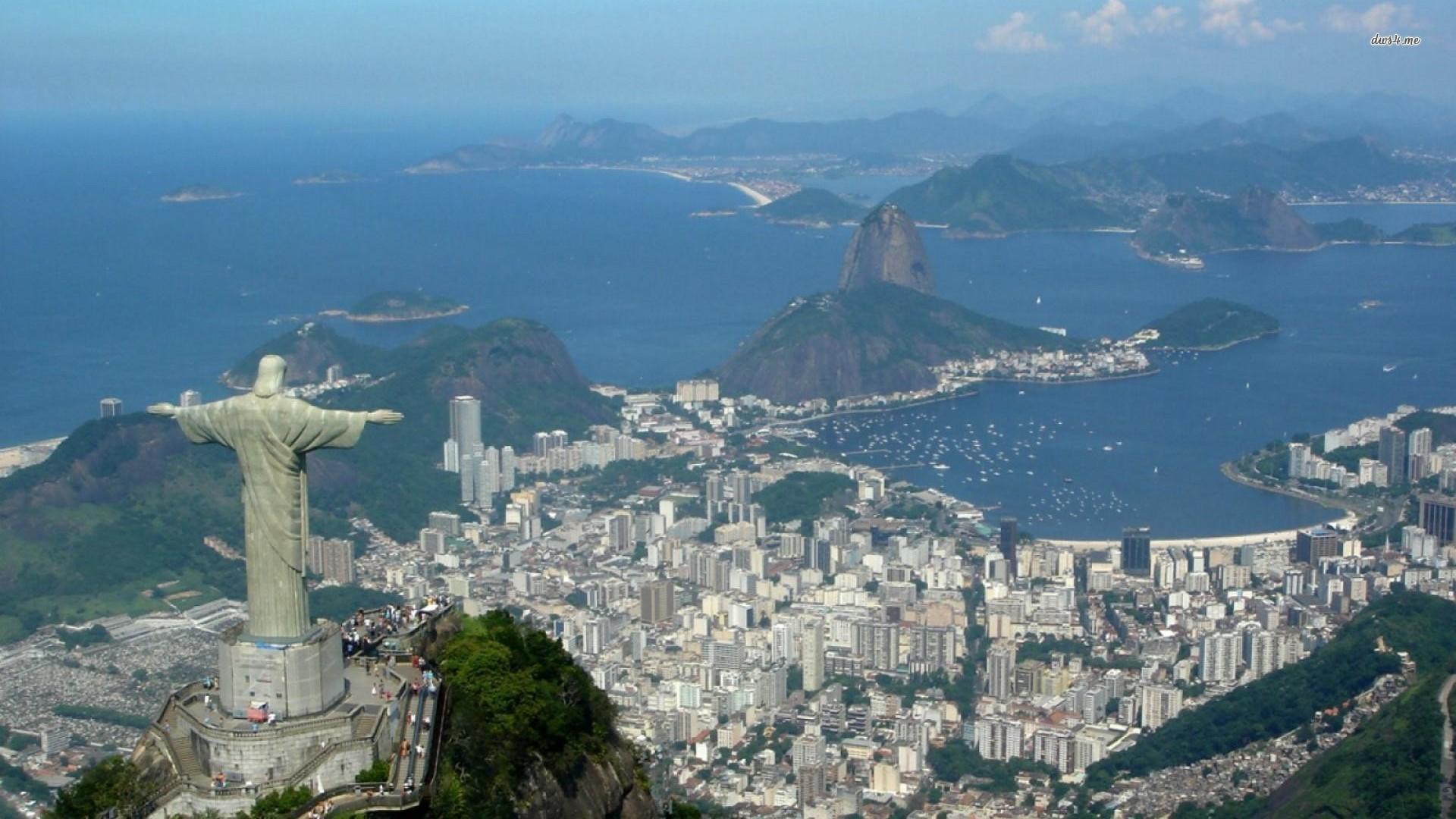 Statue of Jesus Rio de Janeiro wallpaper 1920x1080 1920x1080