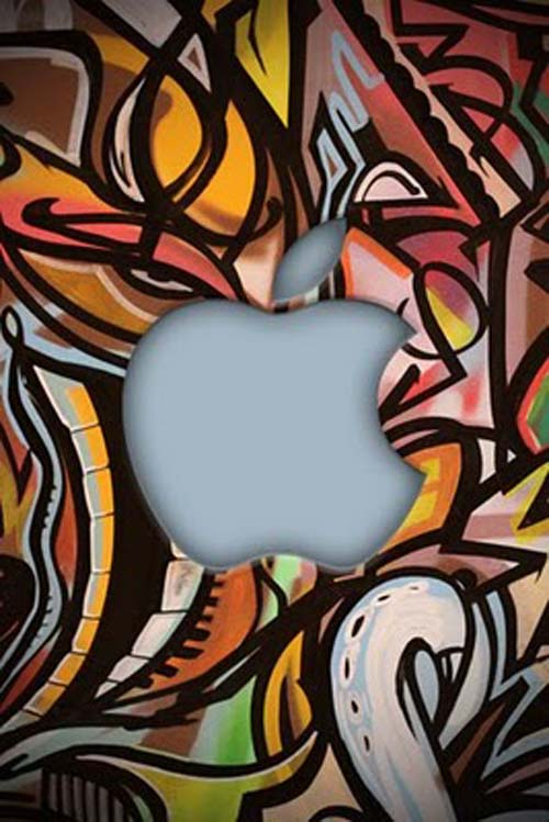 Graffiti Art Designs Gallery GRAFFITI WALLPAPER FOR IPHONE STYLE 500x749