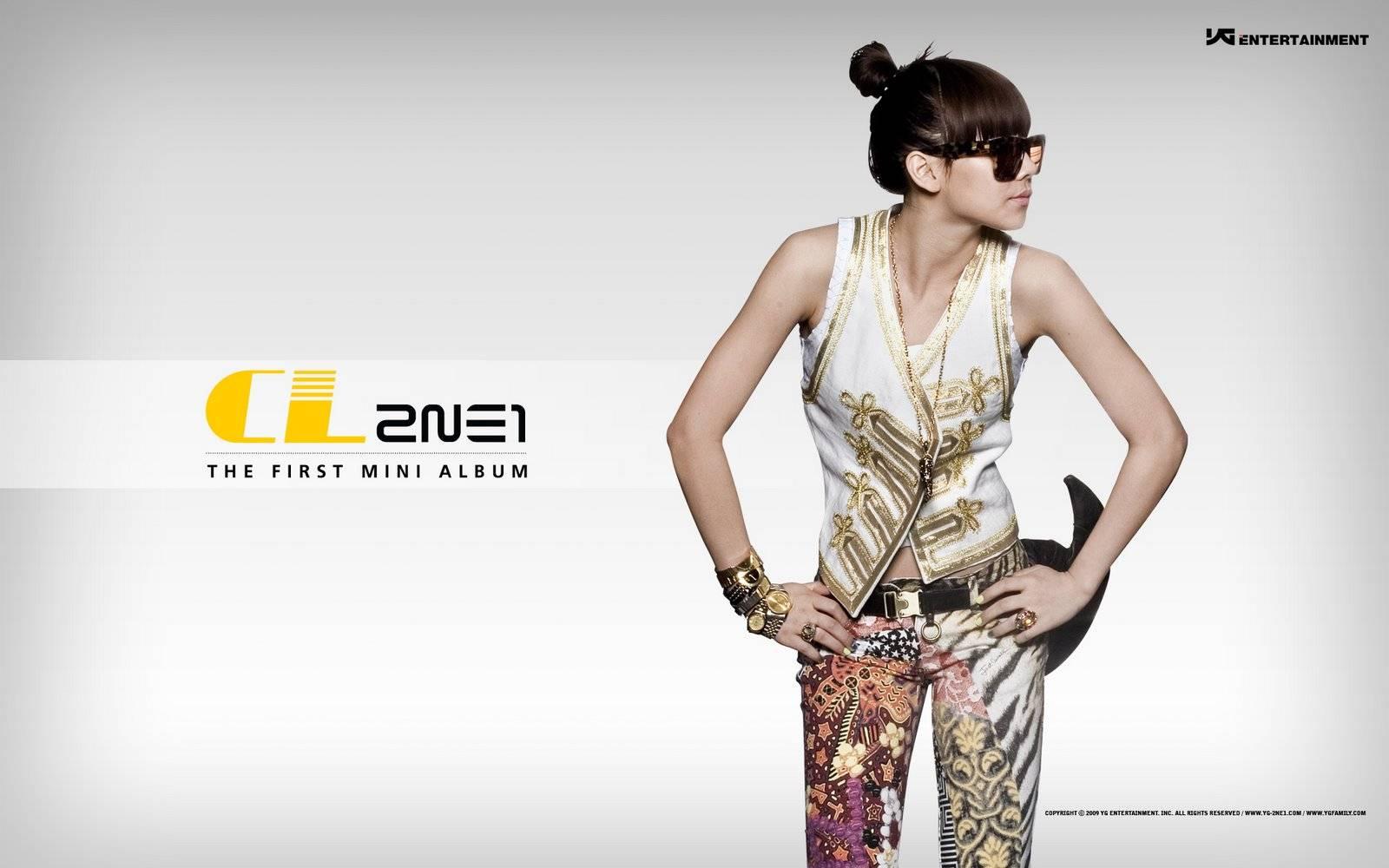 2NE1 Logo Wallpapers 2015 1600x1000