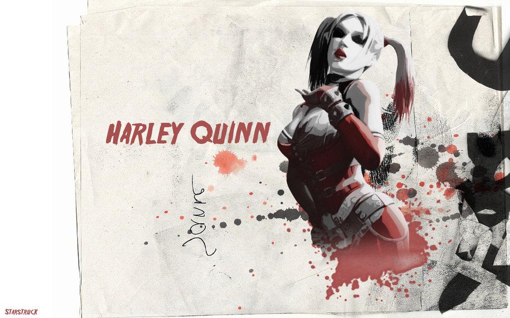 Batman Arkham City Wallpaper Harley Quinn Batman arkham city harley 1024x640