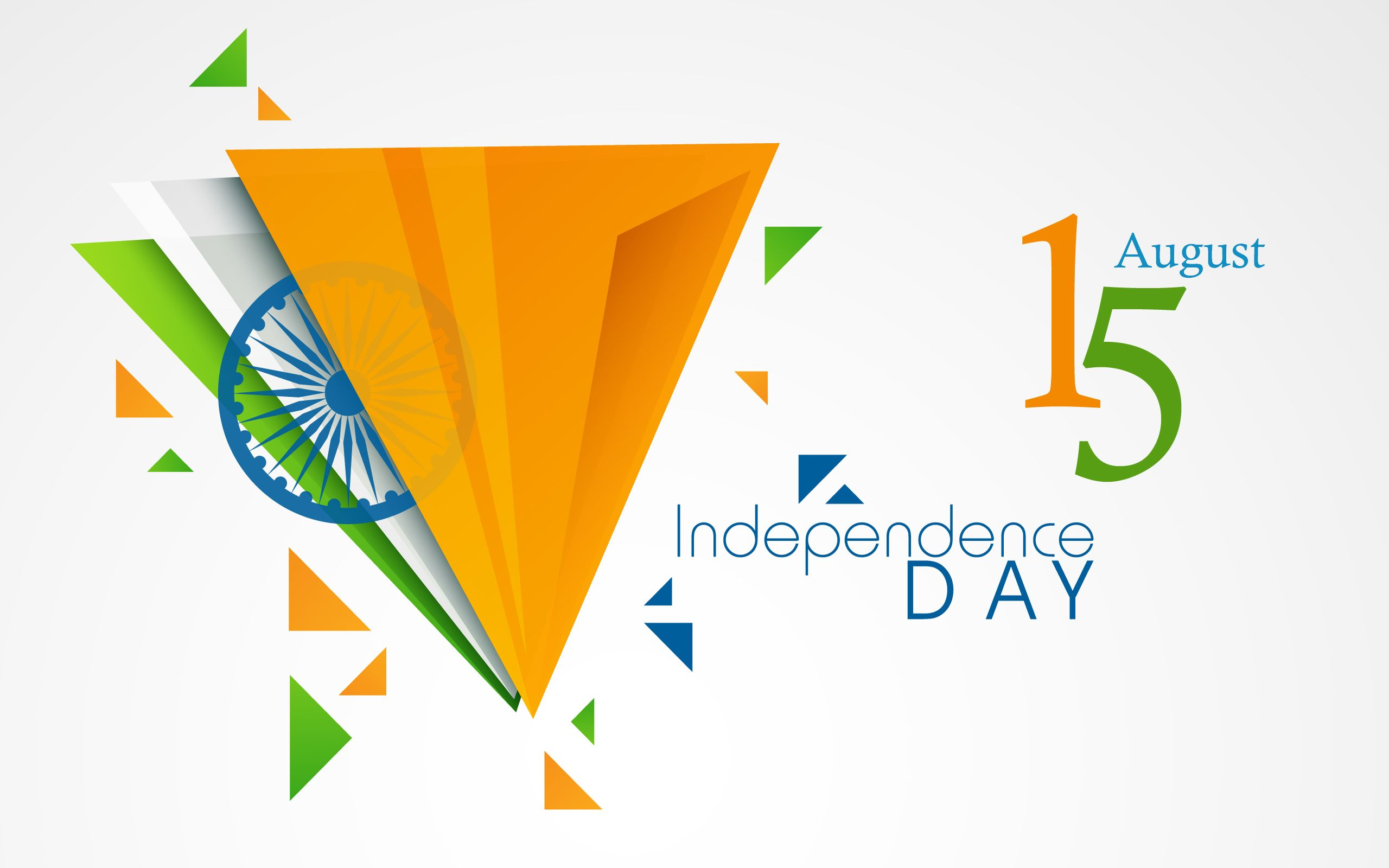 Beautiful 15 August HD Wallpaper Independence Day 15th August 2560x1600