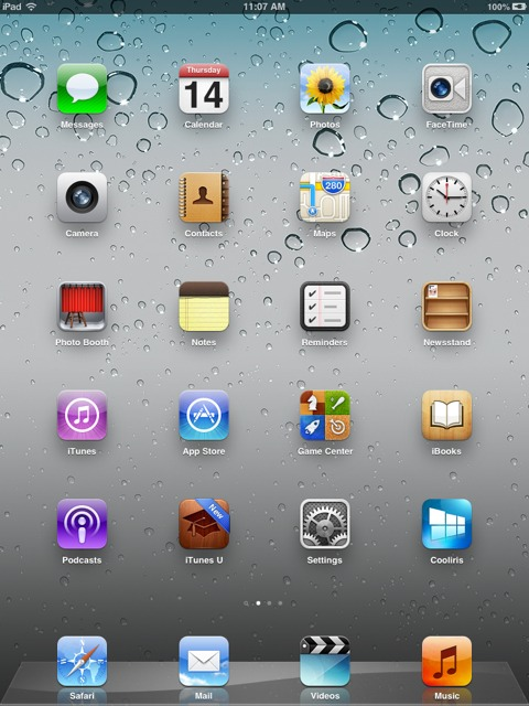 Show us your iPad Mini Lock and Home screen   Page 3   iPhone iPad 480x640