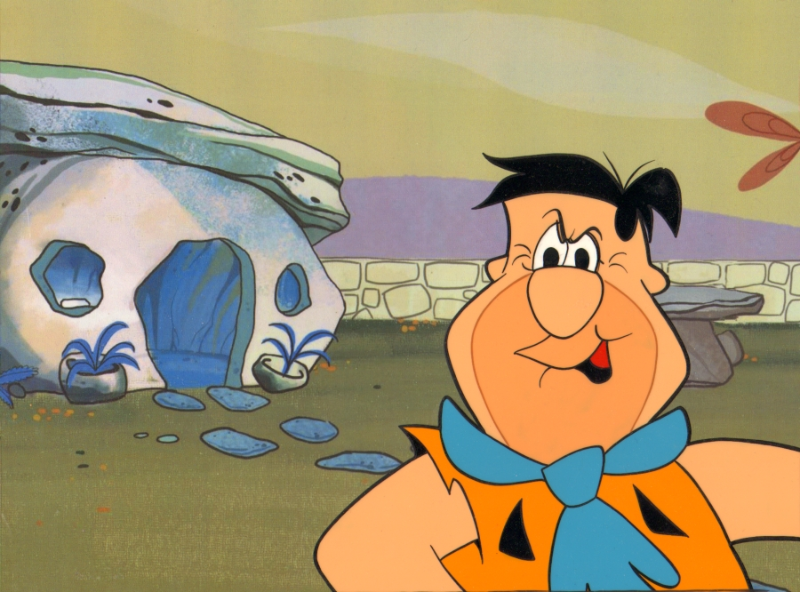 The Flintstones images The Flintstones Production Cel wallpaper photos 900x666