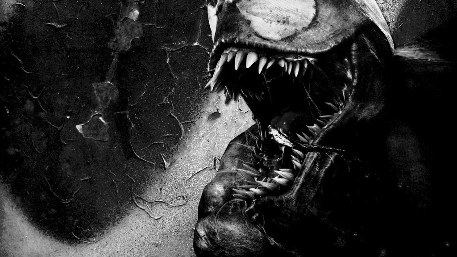 venom cool monochrome video games HD Wallpaper wallpaper   19   HQ 1600x900