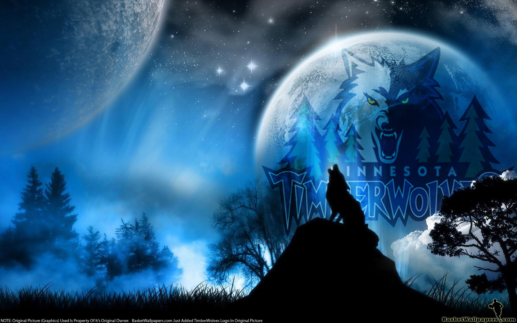 Minnesota Timberwolves Widescreen Wallpaper Basketball Wallpapers at 1680x1050