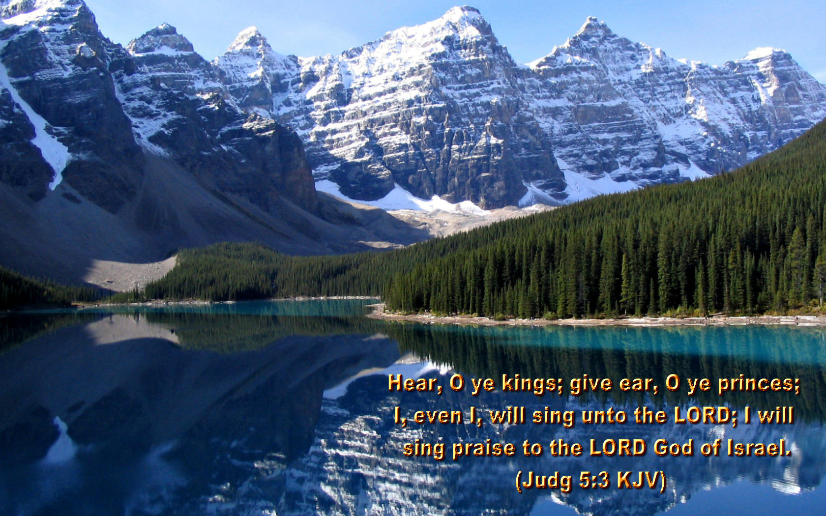 Click on image to see full size Bible verses large wallpaper 1680x1050