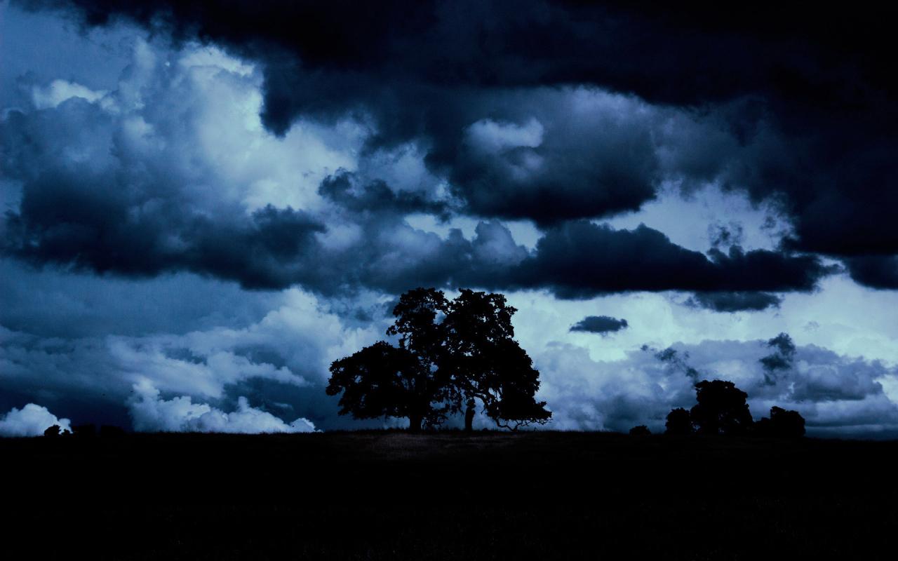 Dark Sky Wallpapers 1280x800