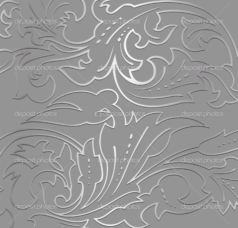 silver and grey wallpaper wallpapersafari. Black Bedroom Furniture Sets. Home Design Ideas