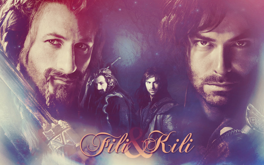 Fili and Kili images Fili and Kili Wallpaper HD wallpaper and 900x563