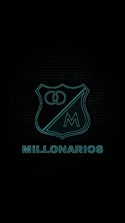 Millonarios fc Millos Sports Football y Wallpaper 736x1309