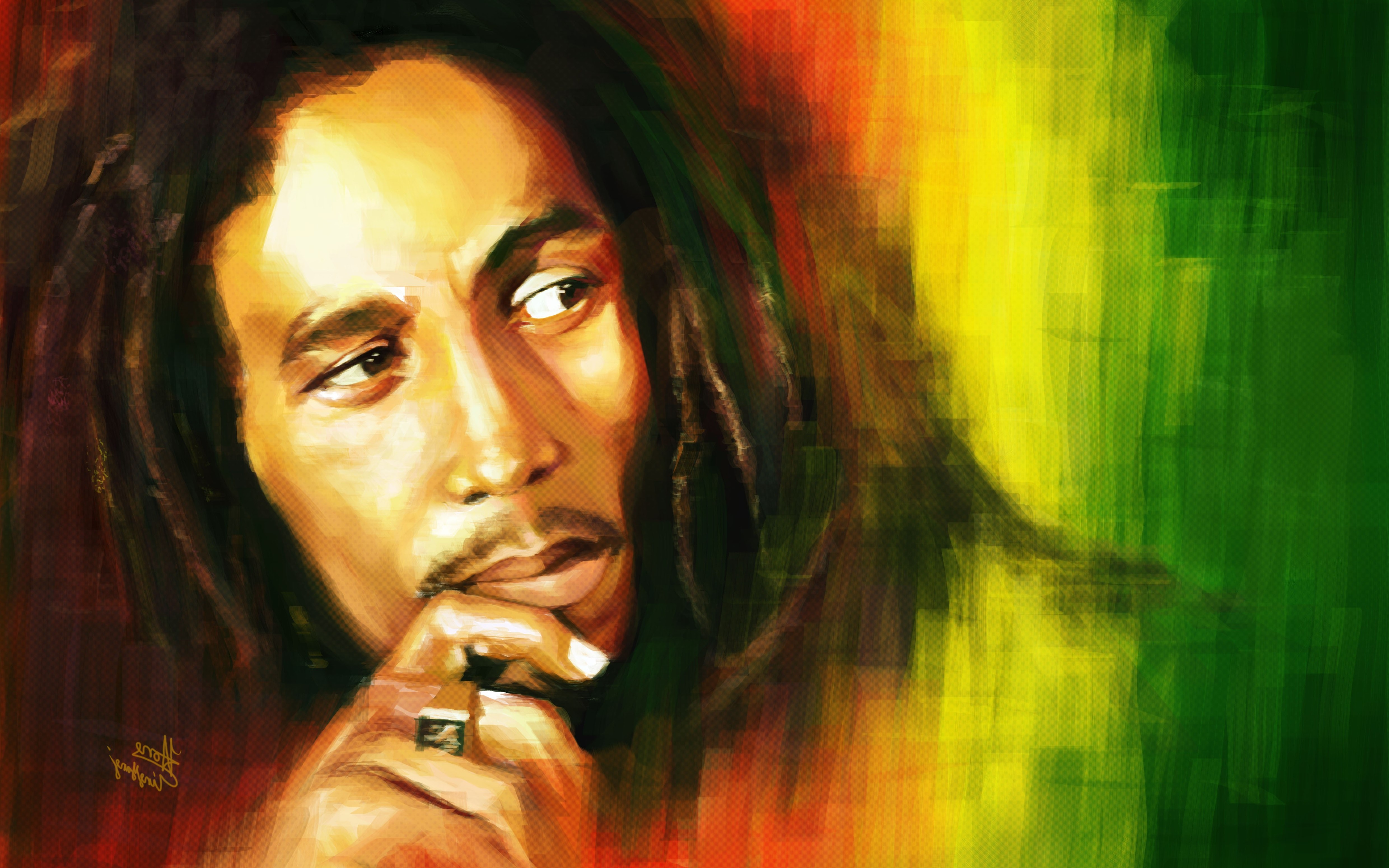 Fonds d'écran Bob Marley : tous les wallpapers Bob Marley