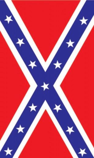 View bigger Confederate Flag Wallpaper for Android screenshot 307x512