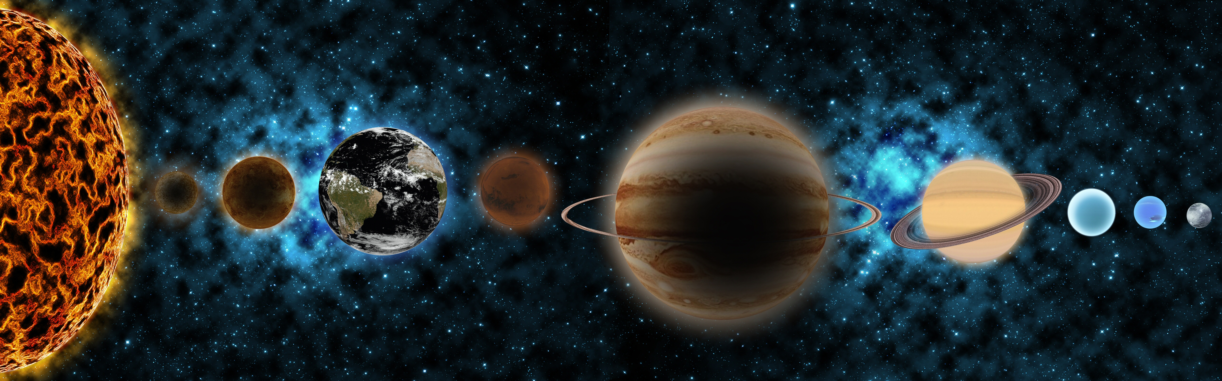The Solar System: Pictures and Information on the Cool pictures of the solar system