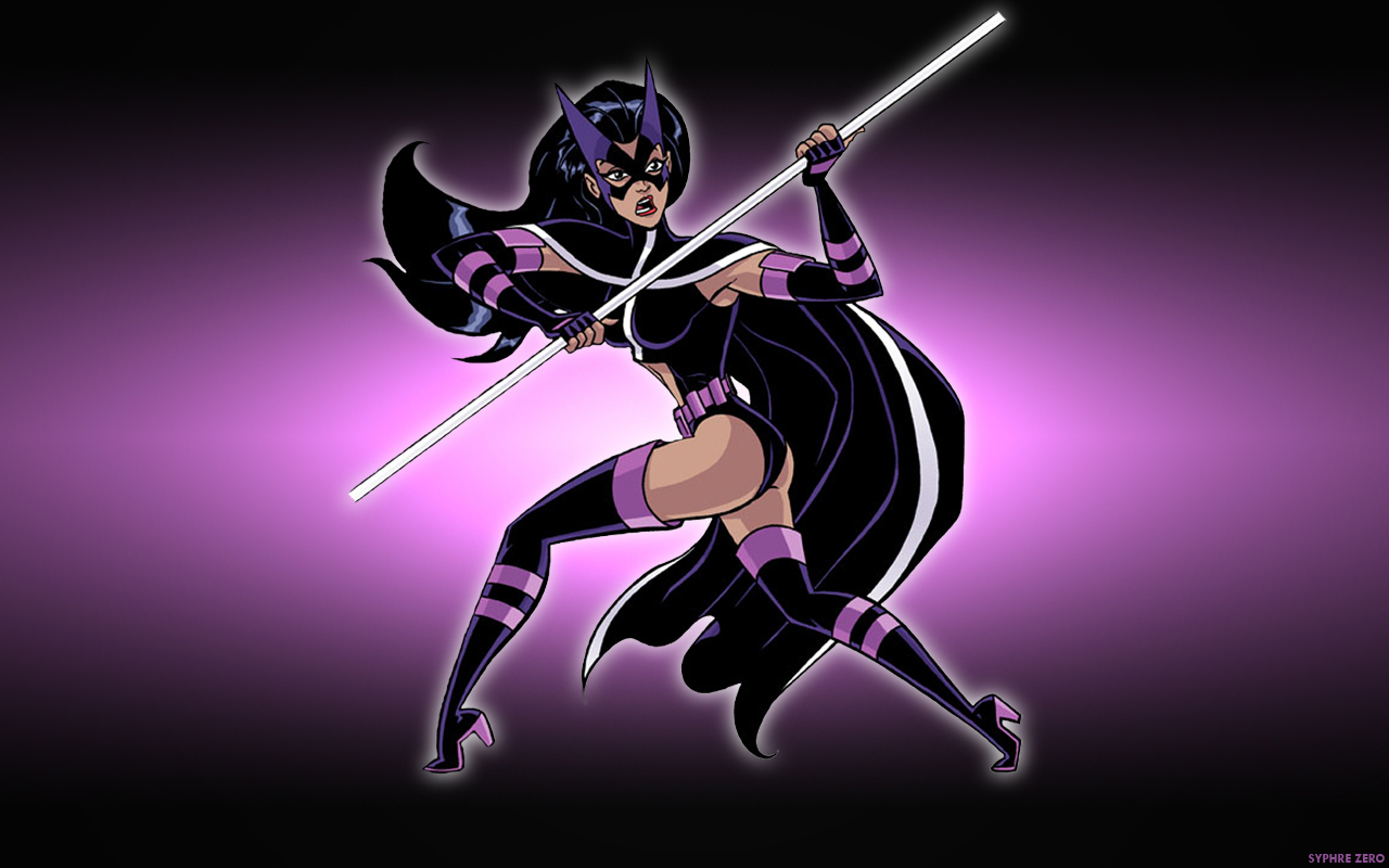 Huntress   Gotham Girls Wallpaper 11615856 1280x800