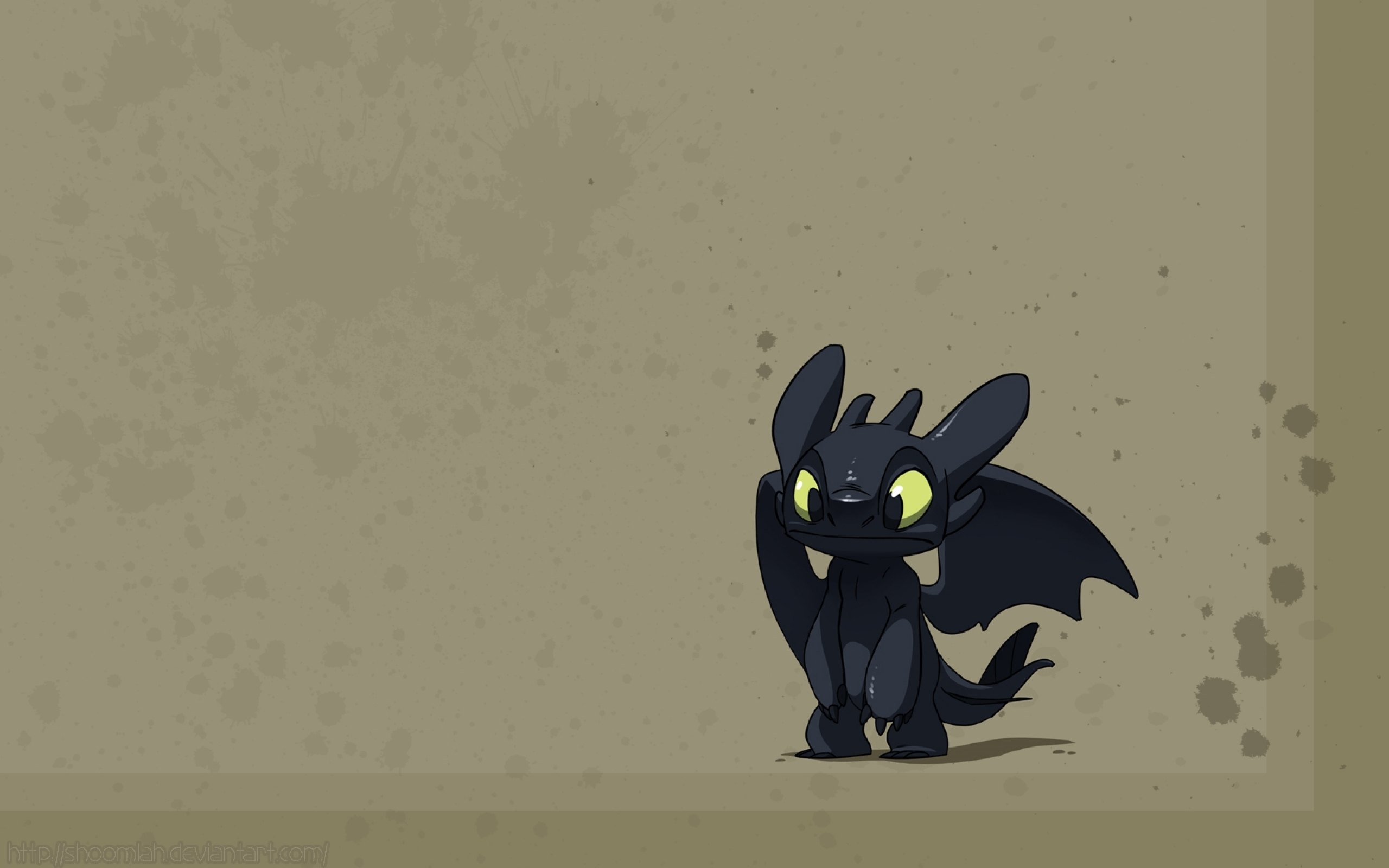 toothless how to train your dragon stitch 1680x1050 wallpaper Art HD 2560x1600