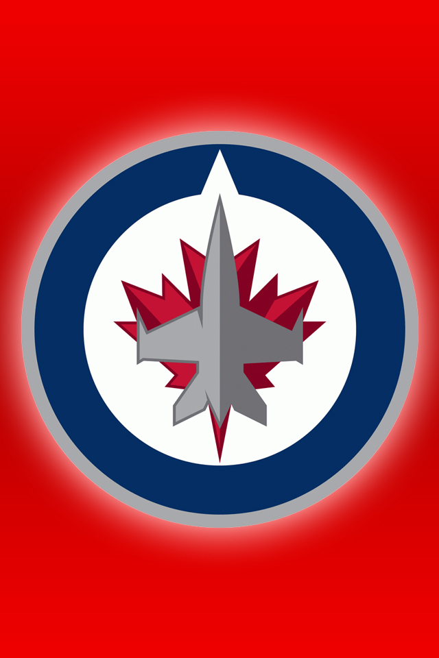 Winnipeg Jets iPhone Wallpaper HD 640x960