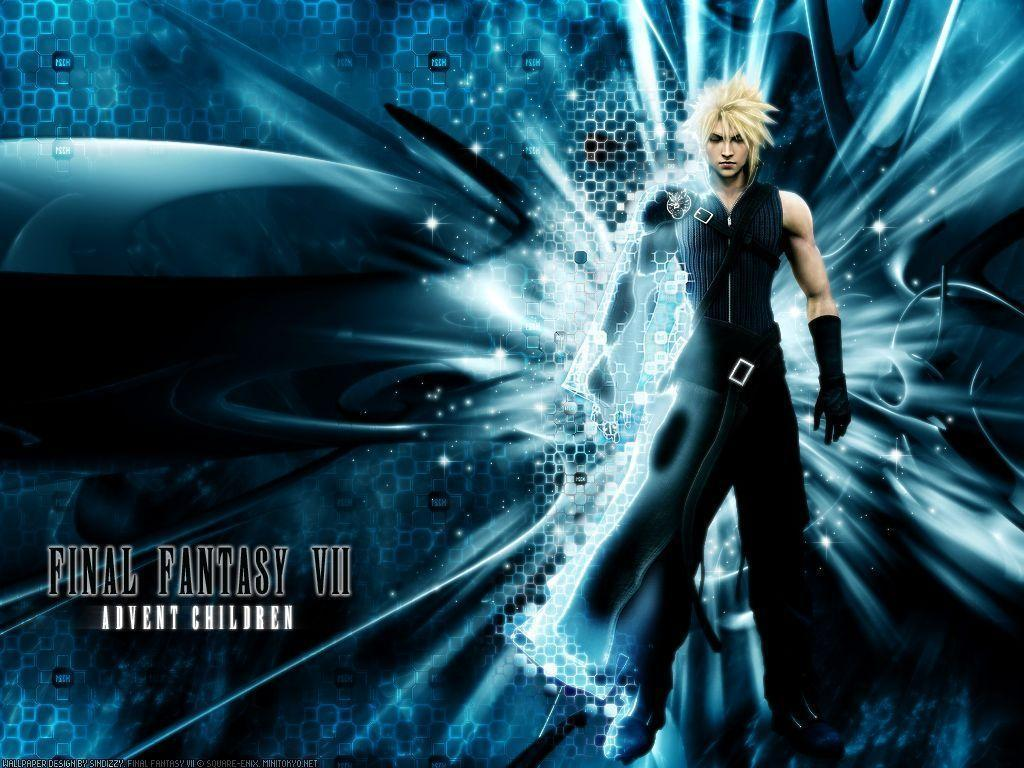 Free Download Final Fantasy 7 Advent Children Wallpapers 1024x768