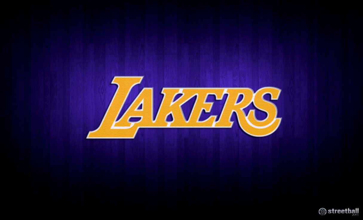 La Lakers Logo Hd Wallpaper | This Wallpapers