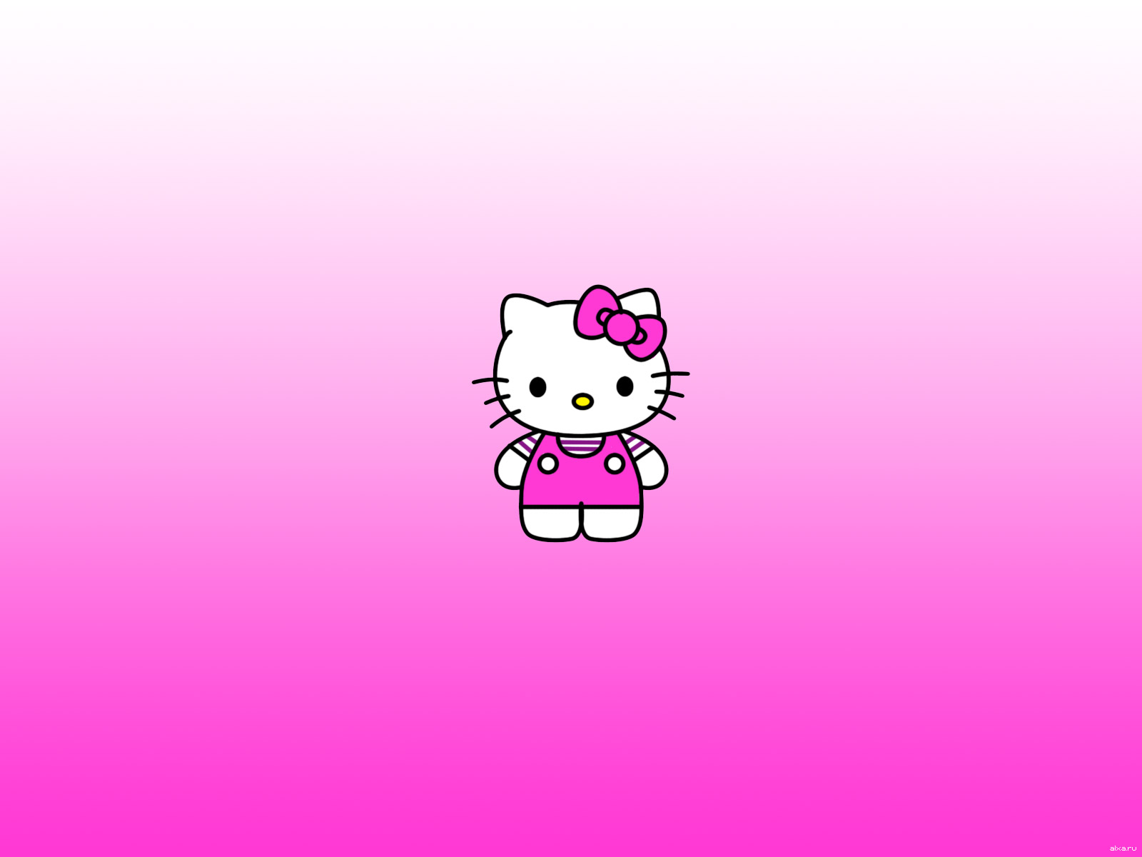 HD Pink Hello Kitty Wallpaper Hello Kitty Wallpapers 1600x1200