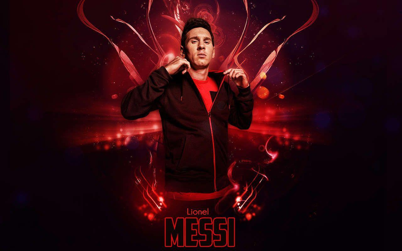 Wallpapers Lionel Messi 2016 1280x800
